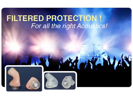 Filtered Ear Protection